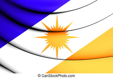 brazil., tocantins, 旗
