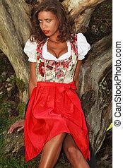 Brazilian beauty in Bavaria