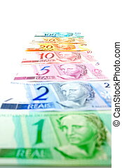 Brazilian Currencies