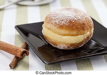 Brazilian Sonho - Sonho, a traditional pastry, made in ...