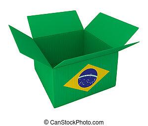 brazilie, gemaakt