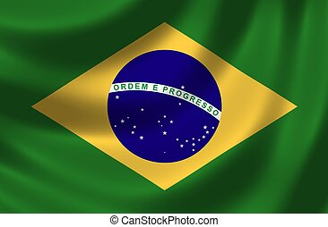 brazylia bandera