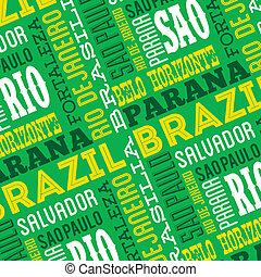 brazylia, projektować