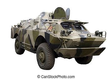 BRDM-1 - BRDM - 1, soviet armoured personnel carrier...