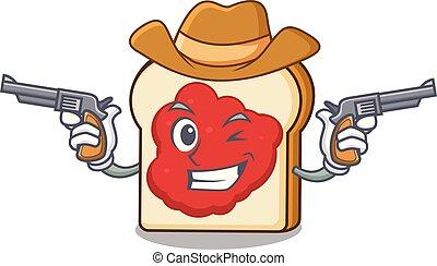 bread, πελτέs , χαρακτήρας , γελοιογραφία , αγελαδάρης