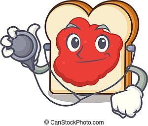 bread, πελτέs , χαρακτήρας , γελοιογραφία , γιατρός