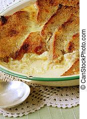 bread, そして, バター, プディング