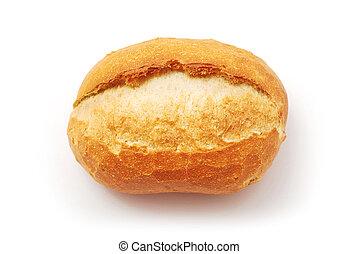 bread, の上, 光景