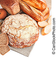 bread, 新たに, ローフ