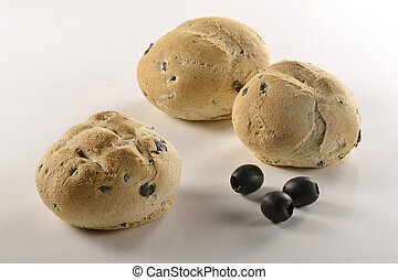 bread and olives 1