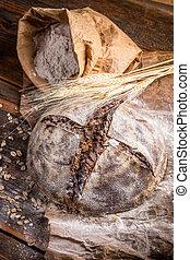 bread, artigiano