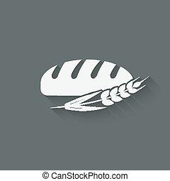 bread bakery symbol