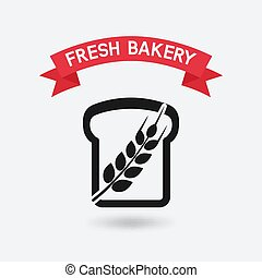 bread bakery symbol