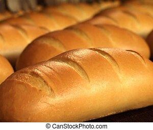 bread baking conveyor