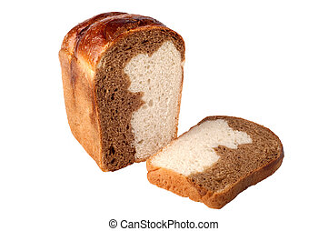 bread bicolor