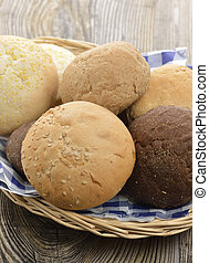 Bread Buns Assortment