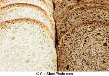 Bread close-up