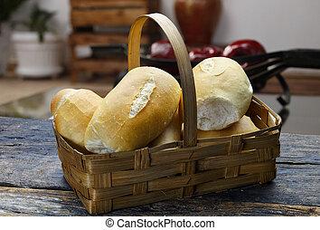 bread, francés