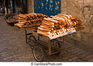 Bread Jerusalem