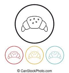bread line icon
