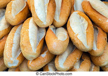 Bread loaf food