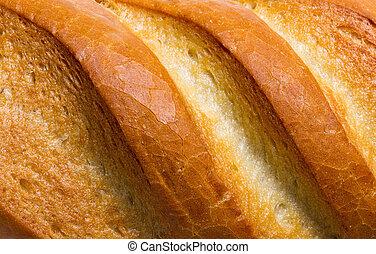 bread, long loaf