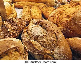 bread, natura morta