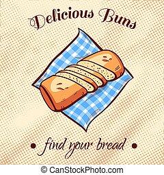 Bread On A Napkin 17