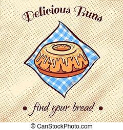Bread On A Napkin 18