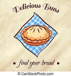 Bread On A Napkin 25