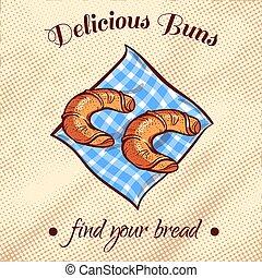 Bread On A Napkin 7