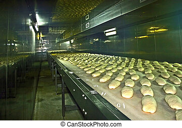 Bread production 1
