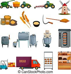 Bread Production Set