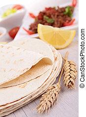 bread taco