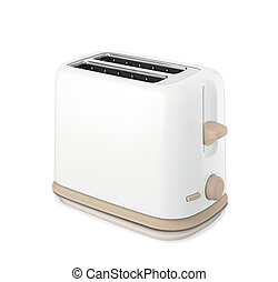 Bread toaster appliance
