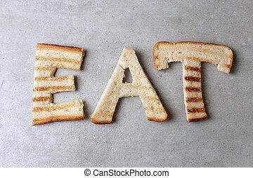 Bread word