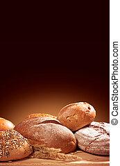 bread, y, panadería