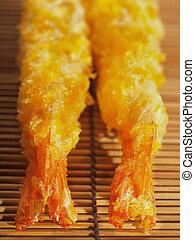 breaded shrimp tails