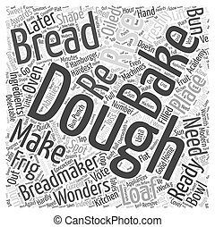 breadmakers Word Cloud Concept