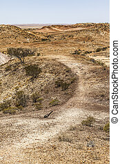 breakaways, coober pedy