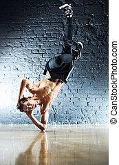 breakdance tanzen