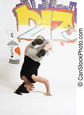 breakdancing, kobiety