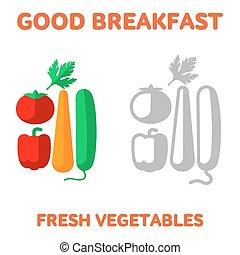breakfast. 1205. elements. 16