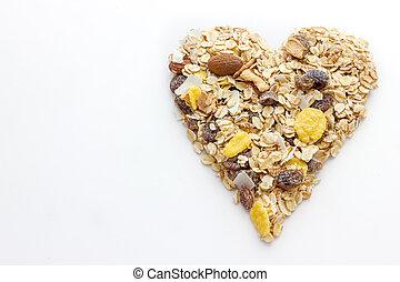 Breakfast cereals healthy