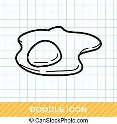 breakfast doodle