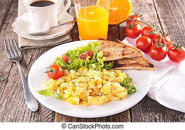breakfast eggs