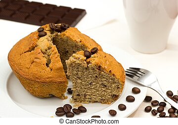 coffee cake - breakfast with coffee cake homemade excellent ...