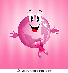 Breast cancer prevention with earth