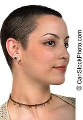 Breast Cancer Survivor - Beautiful breast cancer survivor (...