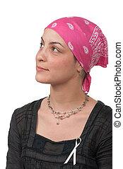 Breast Cancer Survivor - Real breast cancer survivor 2...